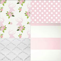 Baby Girl Crib Bedding