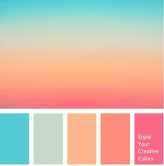 Color Palette #0036