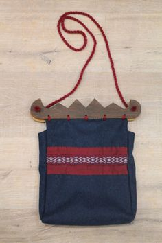 Viking Bag from Birka