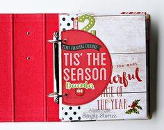 December Daily be design team member Alissa Fast