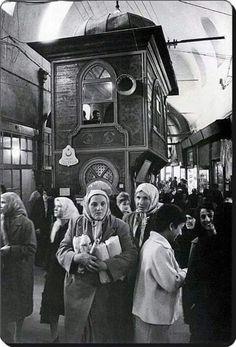 1972  kapalı Çarşı Fotoğraf:  Ara Güler