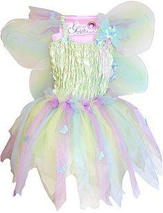 In Bloom Fairy Costume Set