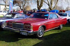 1978 Mercury Marquis | At Henry Ford Memorial Day , Hamilton , NZ.