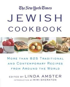 From the food pages of The New York Times comes this authoritative, wide-ranging Jewish cookbook. With almost 800 well-tested recipes by Times food writers, this collection includes influences from Northern Africa, Western and Eastern Europe, the Middle East, and the United States.