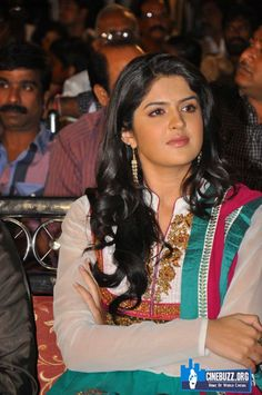 Deeksha Seth at Nippu Audio Launch