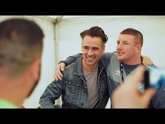 """Colin Farrell on the Homeless World Cup: """"It's an extraordinary thing to be around"""" - Homeless World Cup"""
