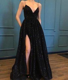 Black Lace Prom Dress, Black Prom Dress, Prom Dress Prom Dress For Cheap, Prom Dress Long Prom Dresses 2019 Pretty Dresses, Sexy Dresses, Elegant Dresses, Cheap Dresses, Classy Prom Dresses, Midi Dresses, Sparkle Prom Dresses, Debut Dresses, Sparkle Gown