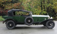 1928 Rolls-Royce Phantom I Boat Tail Sports Tourer. - www.realcar.co.uk
