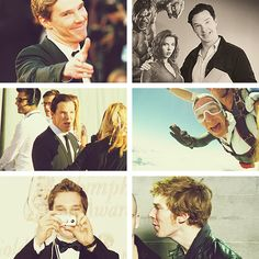 Benedict Cumberbatch you are the greatest. :)