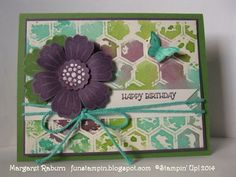 Colorful Mixed Bunch by mraburn - Cards and Paper Crafts at Splitcoaststampers