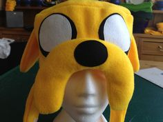 Adventure Time - Jake the Dog inspired Hat