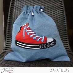 Bolsa Zapatillas  Bolsa para guardar las zapatillas después del deporte. ...