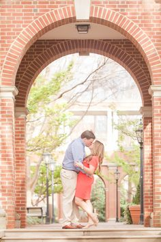Getting to dress up and celebrate your engagement is so much fun! | Charlotte wedding, Charlotte wedding vendors, NC wedding, NC wedding vendors, charlotte NC, engagement session, engagement ring | Photography @caseyhphotos
