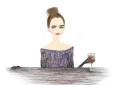 #sangria #bar Adriana Cavallaro