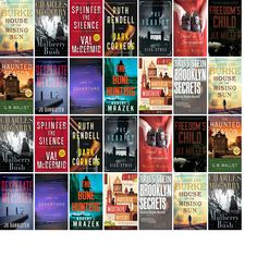 "Wednesday, December 9, 2015: The Brookfield Library has one new bestseller and 12 other new books in the Mysteries & Thrillers section.   The new titles this week include ""House of the Rising Sun: A Novel,"" ""The Mulberry Bush,"" and ""Splinter the Silence: A Tony Hill and Carol Jordan Novel."""