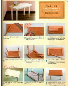 Diorama table