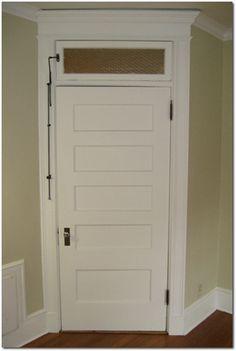 Install a window above the door of you windowless bathroom.