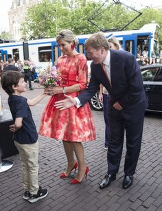 Pin for Later: Queen Maxima Has the Coordinated Look Down to a Science