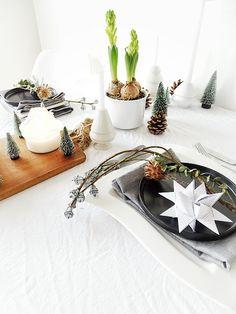 """Auf der """"mammilade""""_n-Seite des Lebens: Tischdeko Weihnachten"""