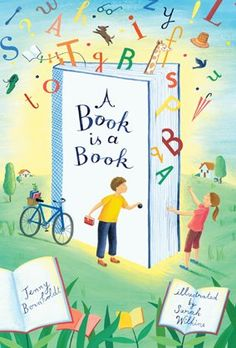 (Gecko) This book asks 'what is a book?' It celebrates books and reading. Although 'told' from a child's view, it captures the value and magic of books felt by all voracious readers