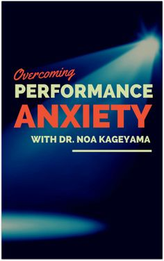 musical performance anxiety essay Differences in music performance anxiety levels between underclassmen and upperclassmen music education undergraduates.