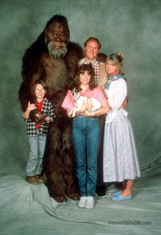 35 Best Harry And The Hendersons Images On Pinterest
