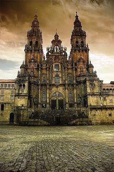 Catedral de  Santiago de Compostela  (Santiago) Espanha