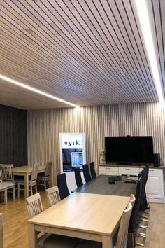 Trysil Interiørtre AS – Kan du det tegne det, så kan vi produsere det Conference Room, Table, House, Furniture, Home Decor, Modern, Decoration Home, Home, Room Decor