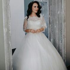 """3c11a39a4d4 Свадебный салон Мона Лиза Спб on Instagram  """"Принцессы"""