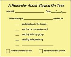 classroom management by susangir