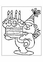 Kleurplaat Verjaardag Zus 9 Meer Dan 1000 Afbeeldingen Over Verjaardag Kleurplaten En