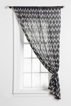 Magical Thinking Chevron Curtain - Urban Outfitters
