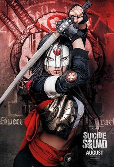 Esquadrão Suicida - Liberados diversos pôsteres incríveis com os personagens do filme! - Legião dos Heróis