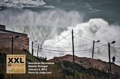 Tempestade Hércules dá as caras e coloca o litoral europeu em alerta vermelho | Mar Aberto