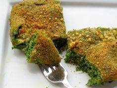 Spinach Cake (Torta de Espinacas)