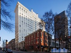 Healey Building Condos of Atlanta, GA | 57 Forsyth St