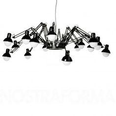 dear ingo black brink licht l100h33zw hanglamp moderne verlichting lichtontwerp hanglampen