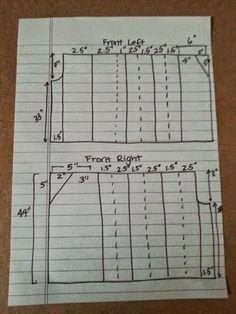 Eat, Sleep, Write, Sew: Hakama Pattern