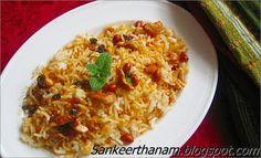Sesame Rice And Perfect Cake Award ~ Sankeerthanam (Reciperoll.com)|Recipes | Cake Decorations | Cup Cakes |Food Photos