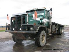 PACIFIC P 512S OILFIELD TRUCK