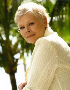 The One (and only!) Dame Judi Dench