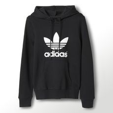 Discover our extended adidas clothing collection for women. Your favourite clothing items available in a wide range of styles and colours on adidas. Adidas Hoodie, Adidas Trefoil Hoodie, Hoodie Sweatshirts, Fleece Hoodie, Teenager Outfits, Outfits For Teens, Sweat Shirt, Looks Adidas, Mode Adidas