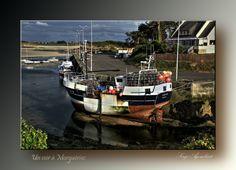 Photo : Un soir à Mogué.,  Paysages, Mers et plages, Bateaux, Ports, Sibiril. Toutes les photos de Serge AGOMBART sur L'Internaute
