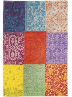tapis bleu patchwork saint maclou tapis pinterest saints et patchwork. Black Bedroom Furniture Sets. Home Design Ideas
