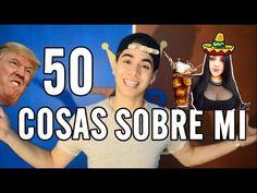 50 COSAS QUE NO SABIAS DE MI | Juan de Dios Pantoja