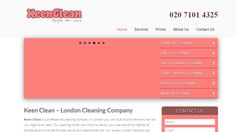 Keen Clean – Expert London Cleaning Company - SCC News Center Professional Cleaning Services, Professional Cleaners, Domestic Cleaning, Cleaning Companies, Window Cleaner, Rug Cleaning, How To Clean Carpet, Rugs On Carpet, London