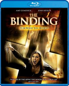 THE BINDING BLU-RAY