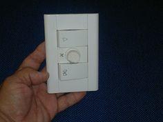 Ventilador de teto by Gilson Eletricista: Review:  Como instalar um controle de velocidades ...