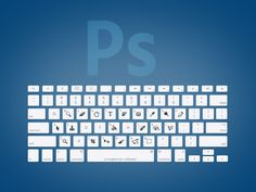 Adobe Creative Suite Toolbar Shortcut Wallpapers | Photoshop / Illustrator / Flash / Indesign
