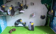 Diy For Kids, Kids Rugs, Decor, Crowns, Bird Theme, Animales, Decoration, Kid Friendly Rugs, Decorating